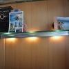 Glasböden mit Beleuchtung