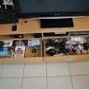 TV-Rack mit Schubladen