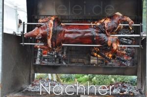 Schwein - Nachher