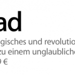 iPad im Apple Store ab 499 Euro