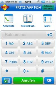 FRITZ!Fon App