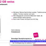iPhone 4S Vertragsverlängerung online