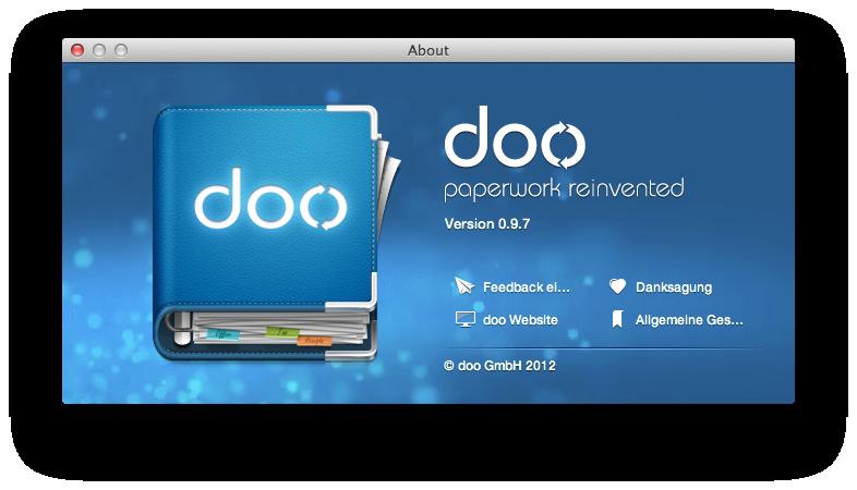 doo - paperwork reinvented