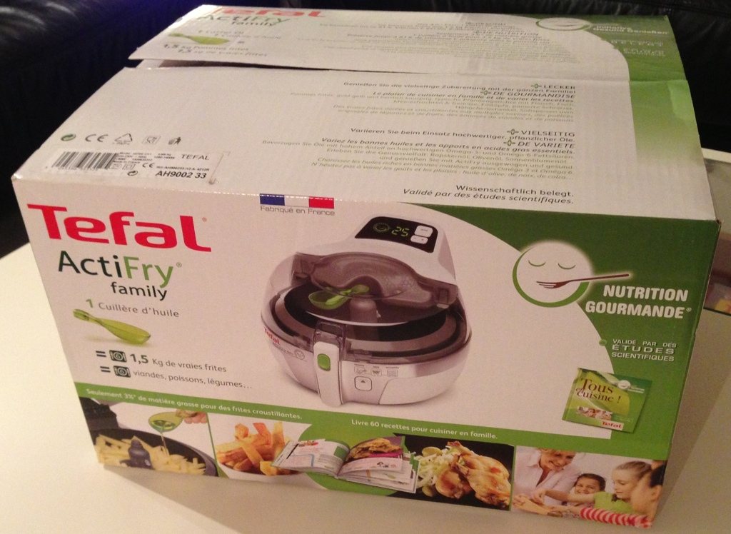Tefal ActiFry Family AH9002