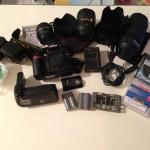 Nikon D90 Set