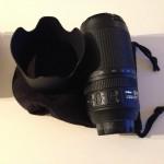 Nikon AF-S VR 70-300mm 4.5-5.6G IF-ED