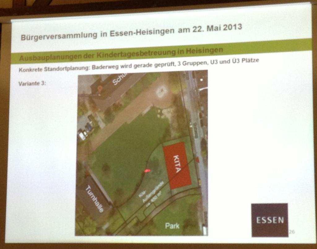 Standort Kita Baderweg
