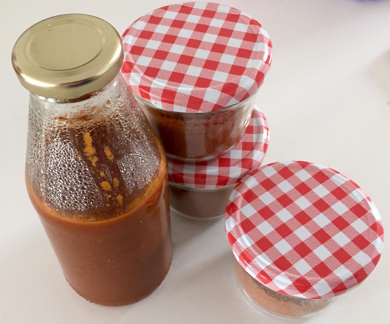 Coca Cola BBQ Sauce aus dem Thermomix