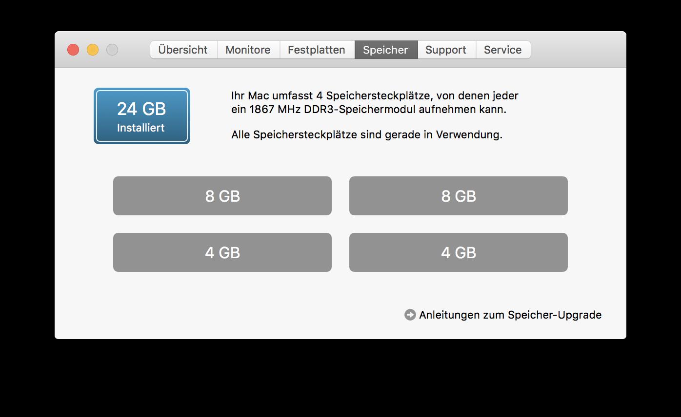 24 GB Ram